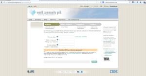 WCG Ripple Anmeldung
