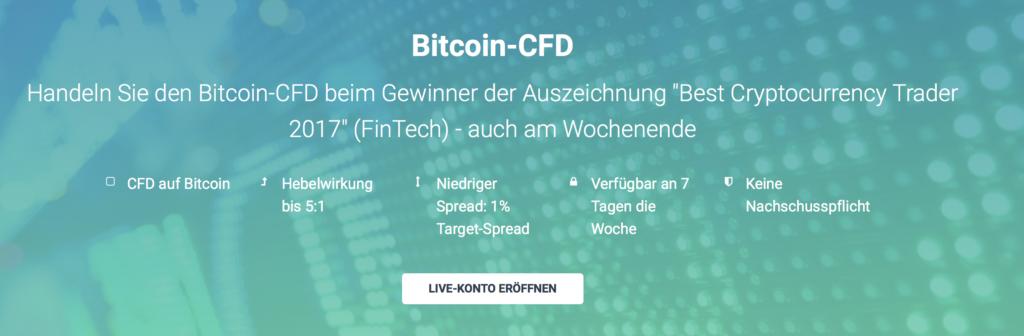 XTB Bitcoin-CFD