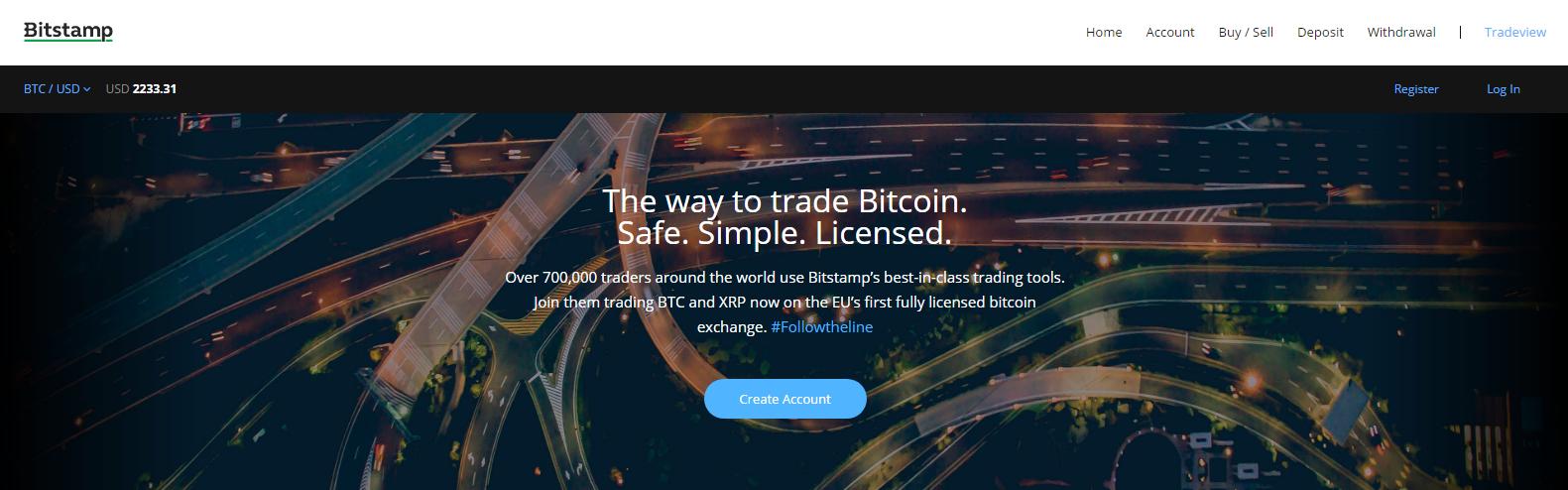Bitstamp.net Erfahrungen