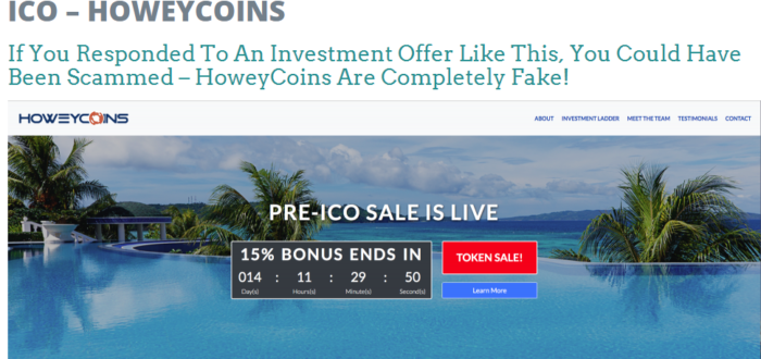 HoweyCoins SEC
