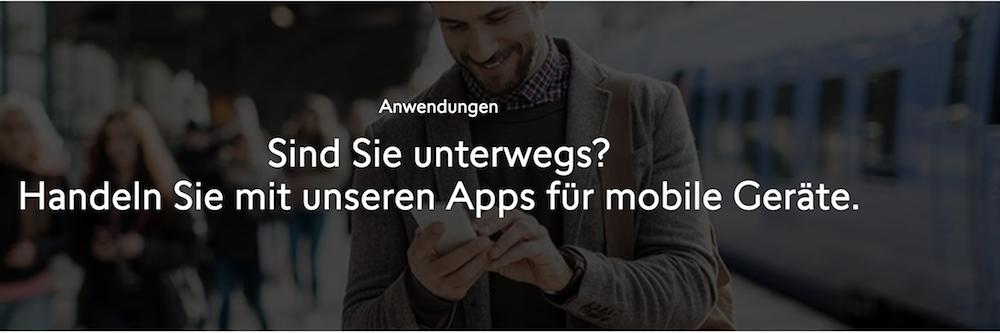 Swissquote App